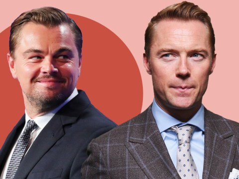 Leonardo DiCaprio told Ronan Keating he couldn't act after Boyzone star missed out on Moulin Rouge role
