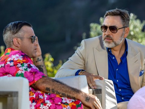 X Factor ropes in David Walliams for Robbie Williams' Judges Houses – to stop Simon Cowell from winning