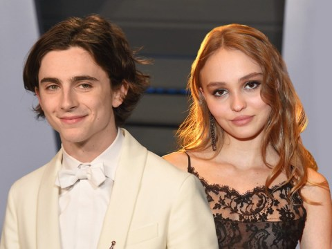 Are Lily-Rose Depp and Timothée Chalamet hooking up? Actors 'spotted kissing' in New York