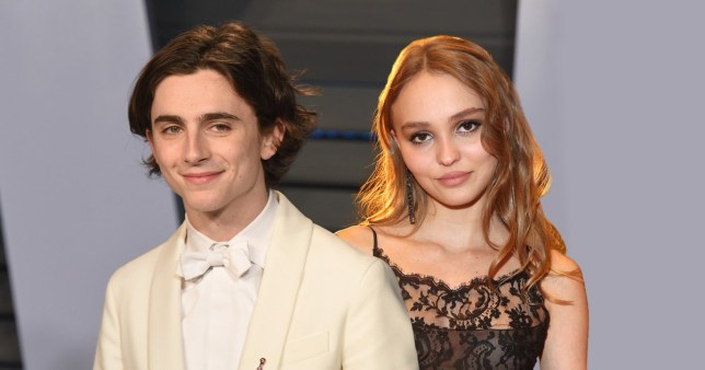 Are Lily-Rose Depp and Timothée Chalamet Hollywood's newest