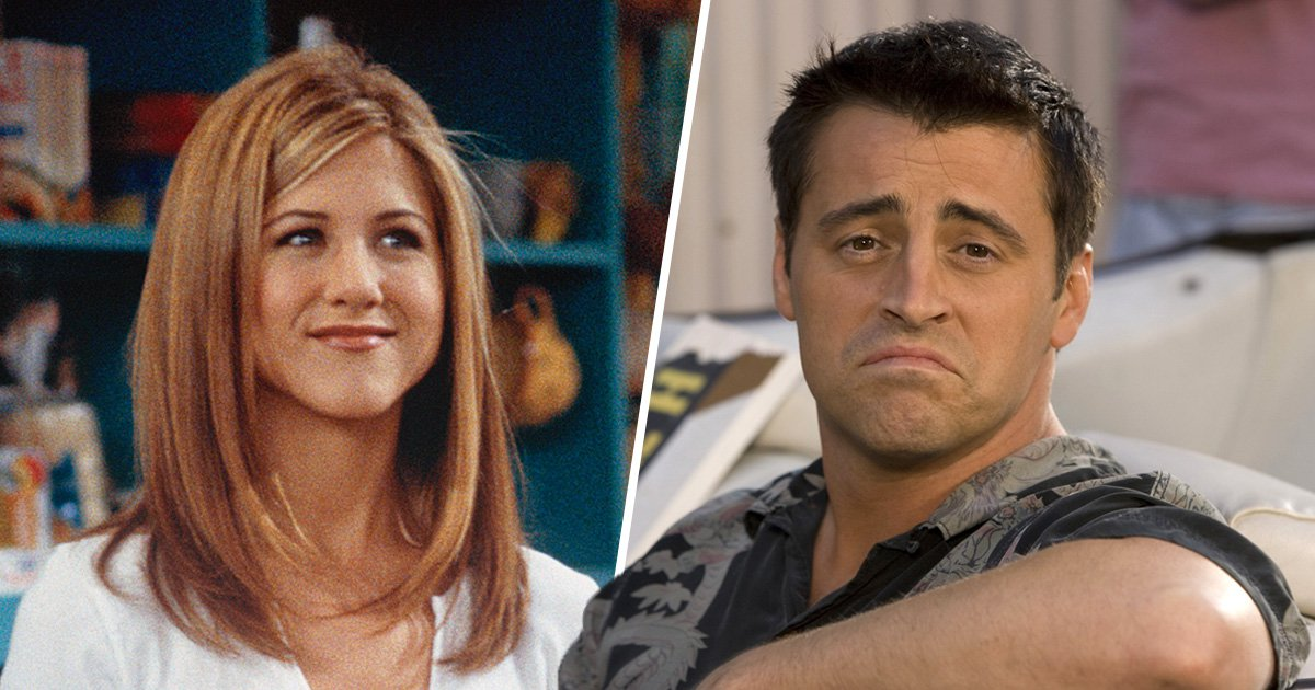 'Joey and Rachel fling on Friends was incestuous': Matt LeBlanc totally agrees with the rest of us