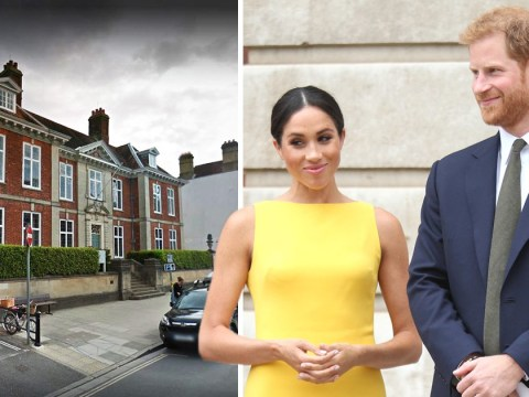What is Edes House in Chichester as Prince Harry and Meghan Markle visit Sussex?