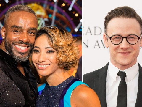 Strictly Come Dancing's Charles Venn reveals Kevin and Karen Clifton are 'great friends' despite divorce