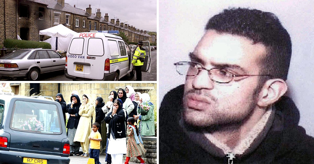 Man to be extradited to UK from Pakistan over fire that killed five children