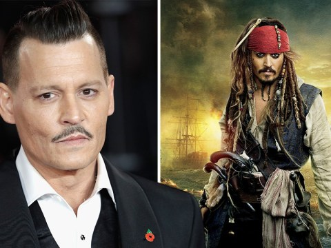 Johnny Depp used sauna until it 'affected him mentally' for Pirates of the Caribbean role