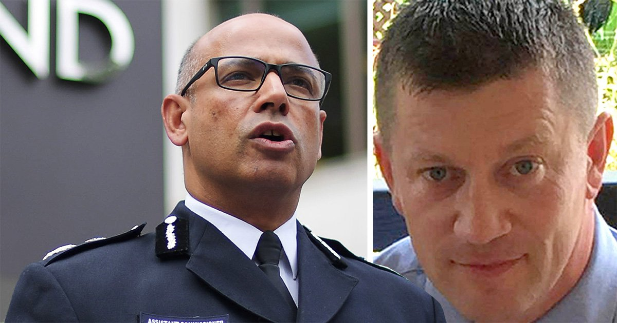 'Unacceptable that we couldn't protect Pc Keith Palmer,' Scotland Yard say
