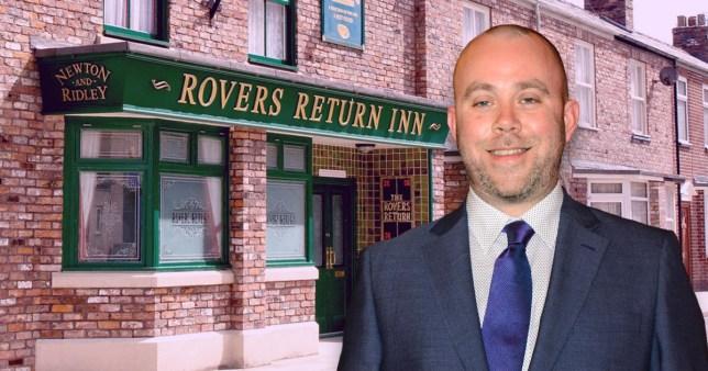 New Coronation Street boss speaks out