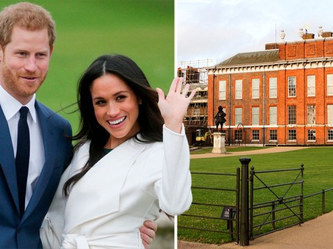 Prince Harry and Meghan Markle prepare to move into renovated Apartment 1 at Kensington Palace