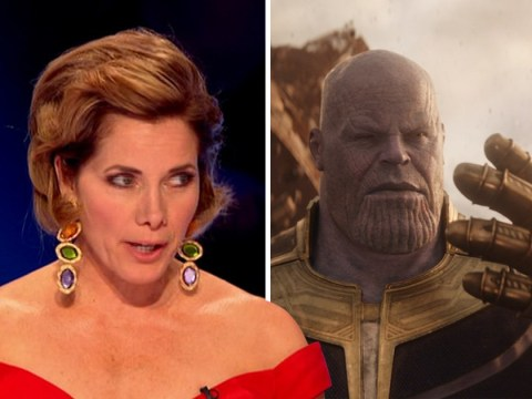 Strictly Come Dancing fans think Darcey Bussell's earrings were straight out of Avengers: Infinity War