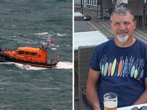 Body found in hunt for kayaker who went missing during race