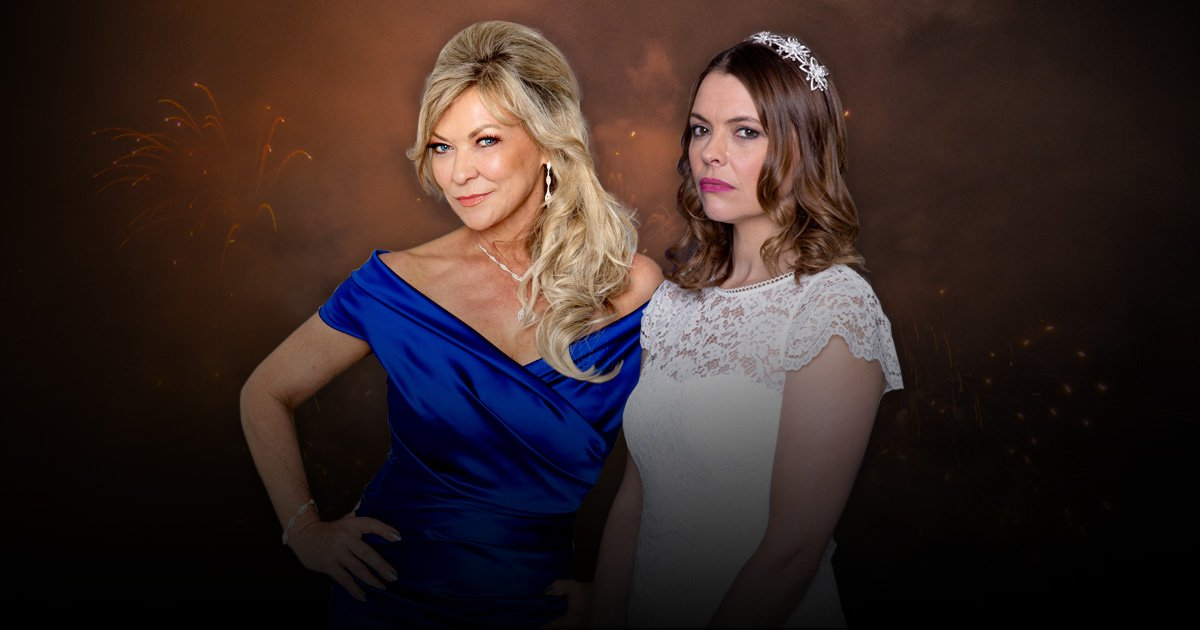 Soaps in review: Kim Tate and Tracy Barlow as ruling superbitches and why men being punched isn't funny