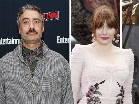 Star Wars: The Mandalorian casts Bryce Dallas Howard and Taika Waititi in first roles?