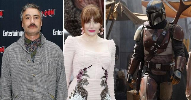 Taika Waititi and Bryce Dallas Howard for Mandalorian?