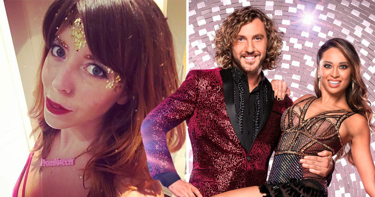 Rebecca Humphries 'lost home, job and anonymity' after Seann Walsh's kiss with Katya Jones