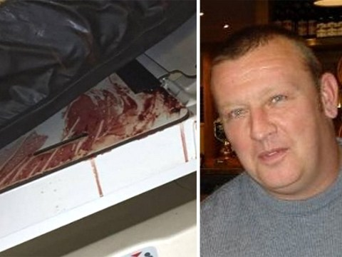Man tested for HIV after finding 'stranger's blood' dripping from his hospital bed