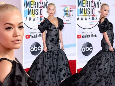 Rita Ora celebrates 'new lease of life' at American Music Awards 2018 ahead of new album Phoenix