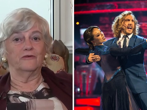 Ann Widdecombe says Neil Jones should have 'demanded Katya leave Strictly' as she's caught kissing Seann Walsh