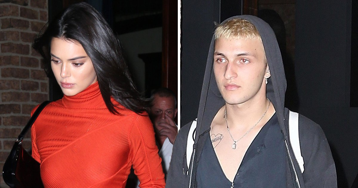 Kendall Jenner and rumoured boyfriend Anwar Hadid ring in sister Bella's birthday after leaving hotel together