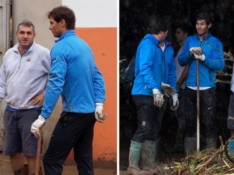 Rafael Nadal donates €1million to victims of Majorca floods