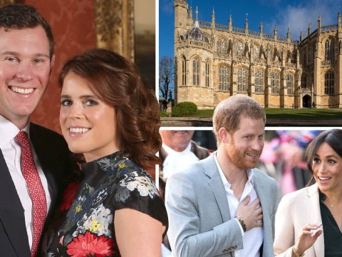 Prince Harry and Meghan Markle may 'skip Princess Eugenie's wedding to prepare for Australia tour'