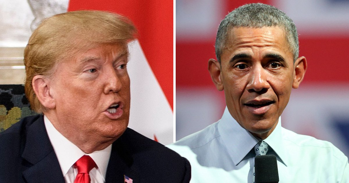 Trump's UK visit cost taxpayers £18,000,000 – Obama's was £1,600,000