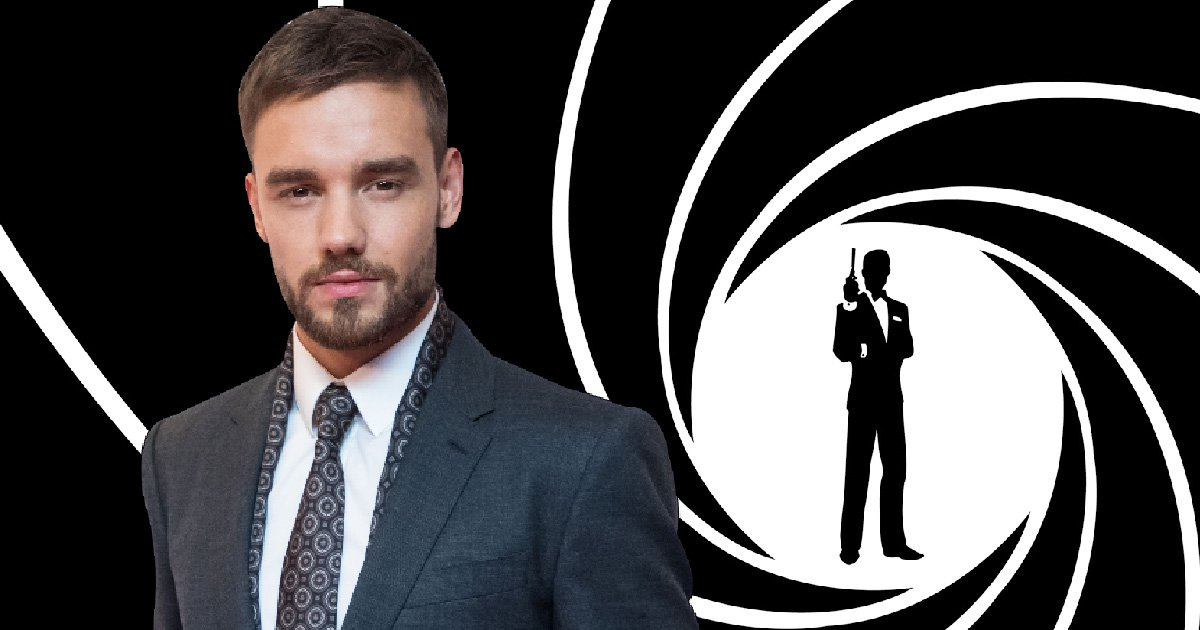Liam Payne wants to play James Bond as he flirts with Marvel