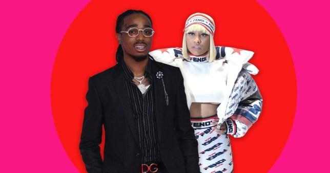 Quavo hints at Nicki Minaj romance amid Cardi B beef