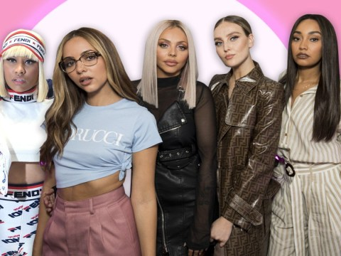 Little Mix return with glossy Nicki Minaj-featuring single Woman Like Me