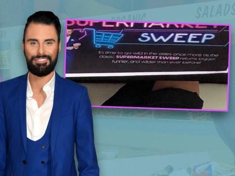 Did Rylan Clark-Neal accidentally reveal he's hosting Supermarket Sweep reboot?