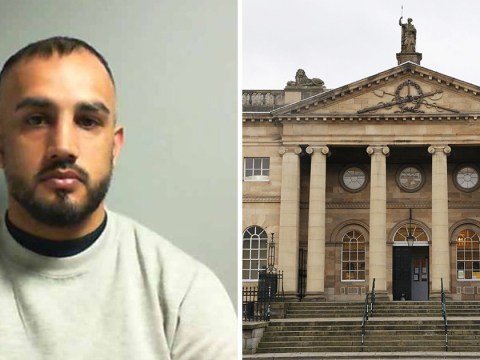 Man who brutally raped OAP before robbing her of £2.60 is jailed for life