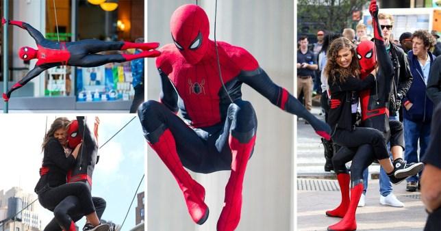 Spider Man Far From Home Trailer Ignores Avengers Endgame Metro News