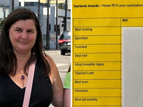 School cancels 'pupil with the best bum' competition