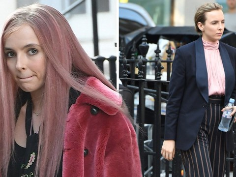Killing Eve series 2: Villainelle is back to her old ways as Jodie Comer reveals latest disguises on set