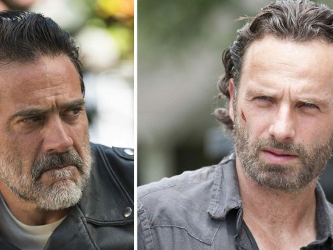 The Walking Dead release deleted Rick Grimes scene which would have changed everything for Negan in season 9B