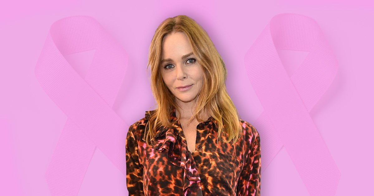 Stella McCartney launches breast cancer charity after losing her mum