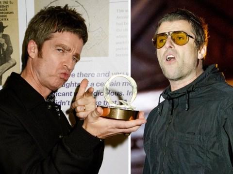 Liam Gallagher mocks 'little mug' Noel for working with former Oasis producer