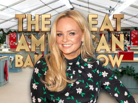 Spice Girl Emma Bunton to host US version of Great British Bake Off