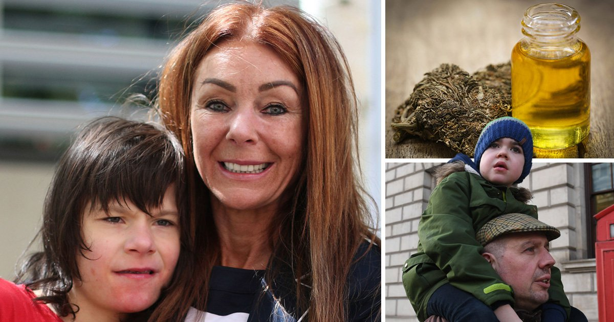 This is why cannabis is going to be made legal on the NHS on November 1