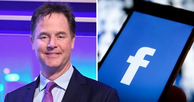 Nick Clegg gets job with Facebook