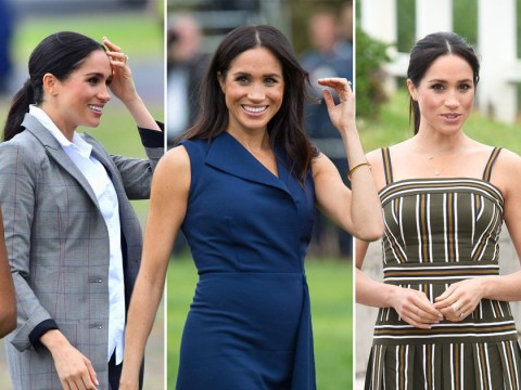 Every outfit Meghan Markle has worn during Australian royal tour with Prince Harry