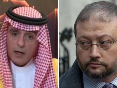 Saudi foreign minister says the death of journalist Jamal Khashoggi was a 'huge mistake'