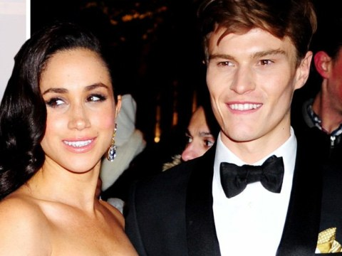 How do Meghan Markle and Oliver Cheshire know each other as photos from 2013 emerge?