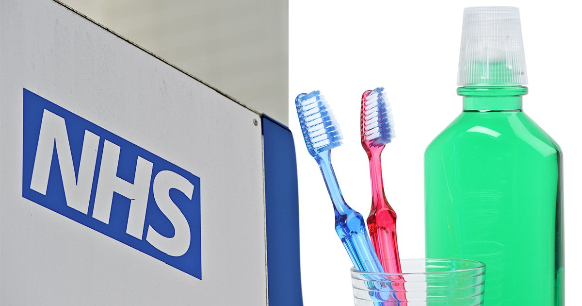Drugs company charges NHS more than £1,000 for a bottle of mouthwash