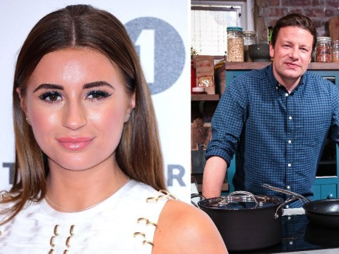 Dani Dyer doesn't like Jamie Oliver because he took away her chips at school