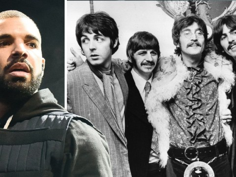 Drake continues chart dominance by smashing a 50-year-old Beatles record