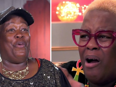 Gogglebox star Sandra Martin gets pretty candid about sex life on Celebrity First Dates
