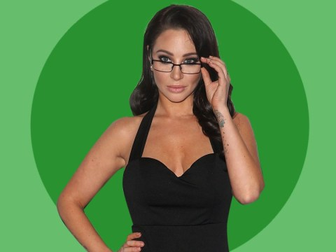 Tulisa exudes Hollywood glamour in daring black gown as she gears up for music comeback