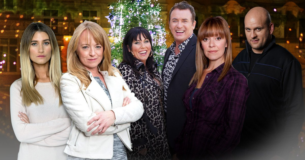 15 Christmas spoilers revealed for EastEnders, Coronation Street, Emmerdale and Hollyoaks