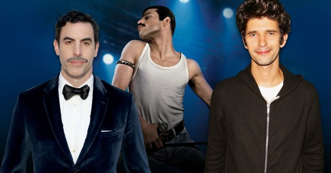 0db083971a1a0 Why Sacha Baron Cohen and Ben Whishaw refused to play Freddie Mercury in  Bohemian Rhapsody