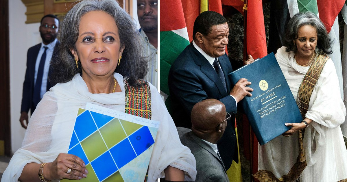 Ethiopia appoints Sahle-Work Zewdea as first ever female president